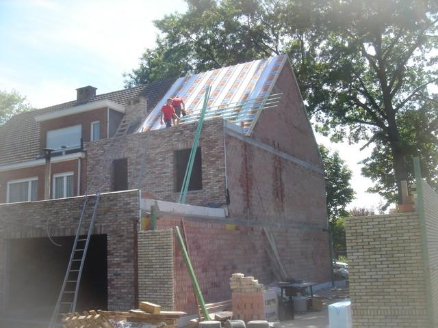 Daktimmer nieuwbouw 3